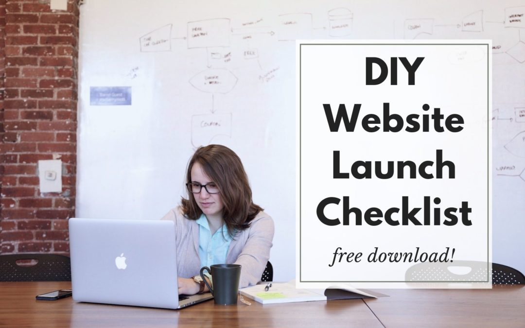 Check Your DIY Website with a Professional (Or This List!)
