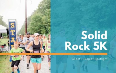 Client Spotlight: Solid Rock 5K 2019